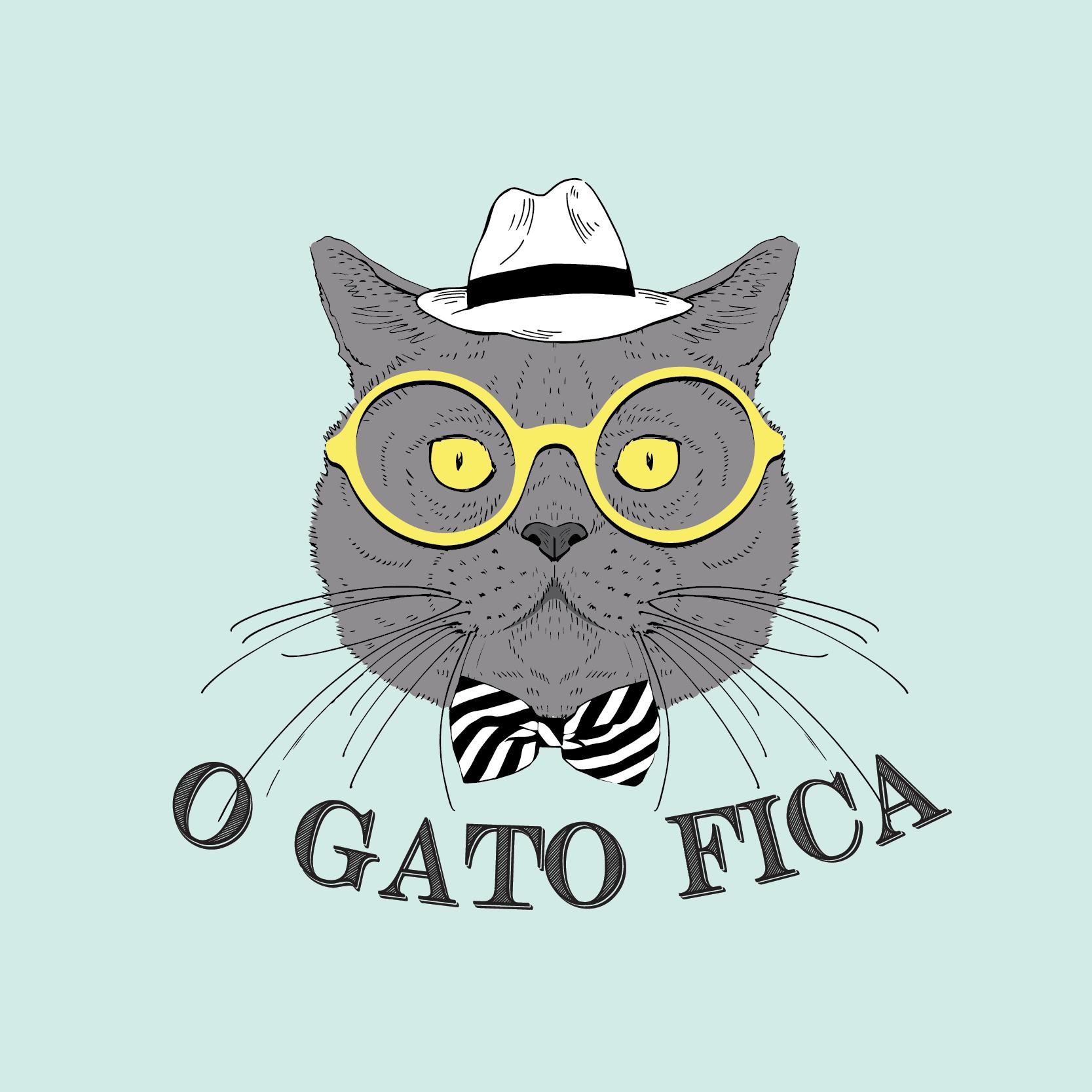 O Gato Fica